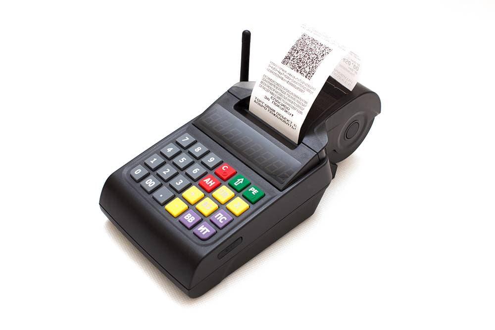 Онлайн-касса с выдачей чека
