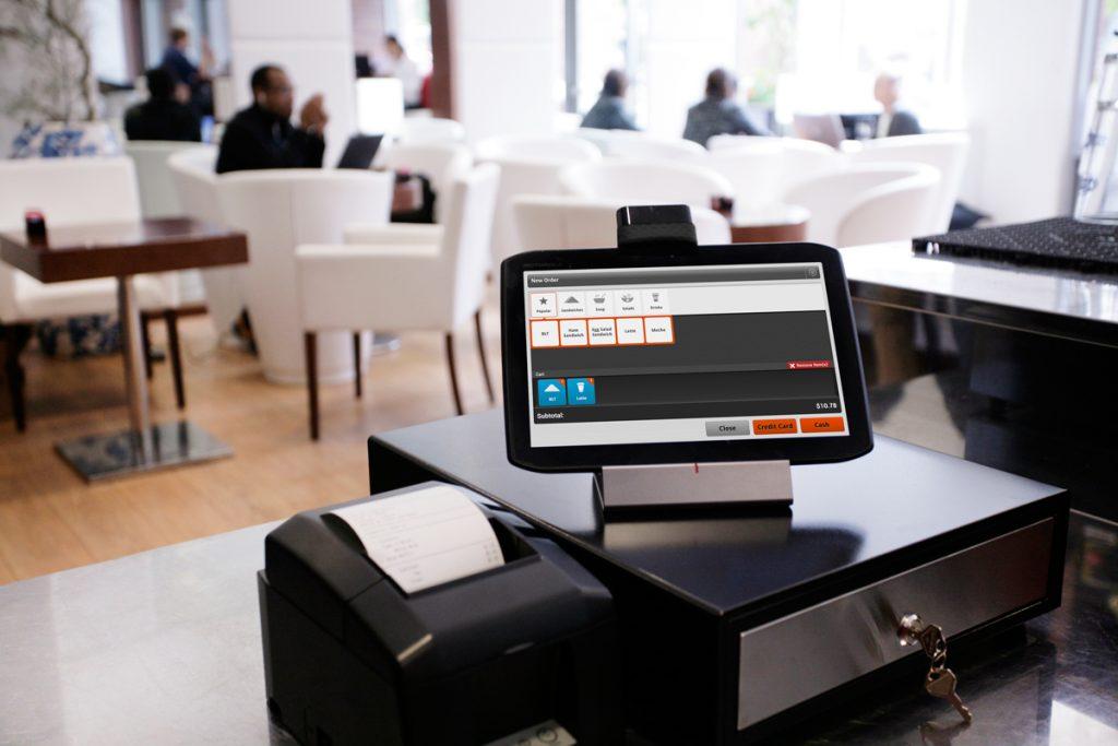 POS-терминал для вашего бизнеса